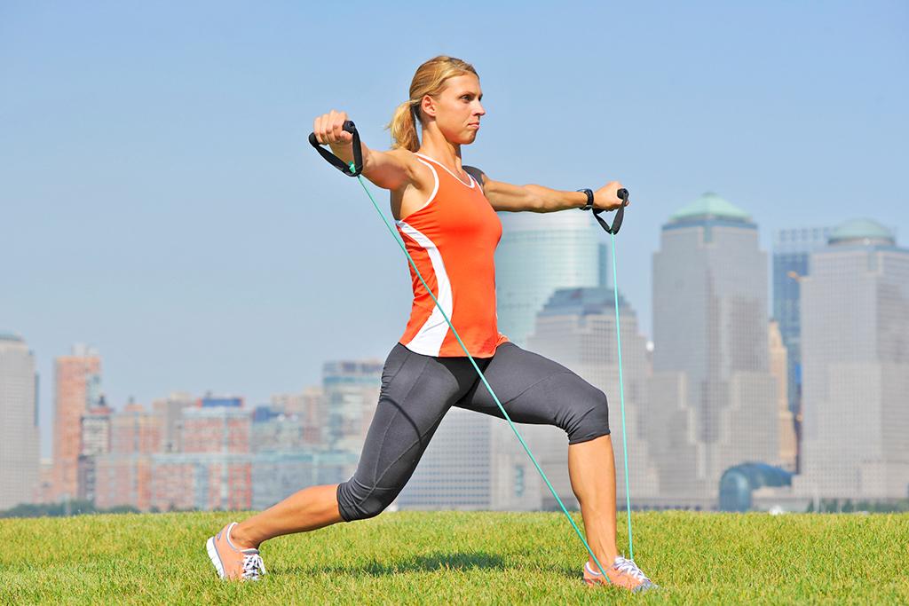 On demand fitness