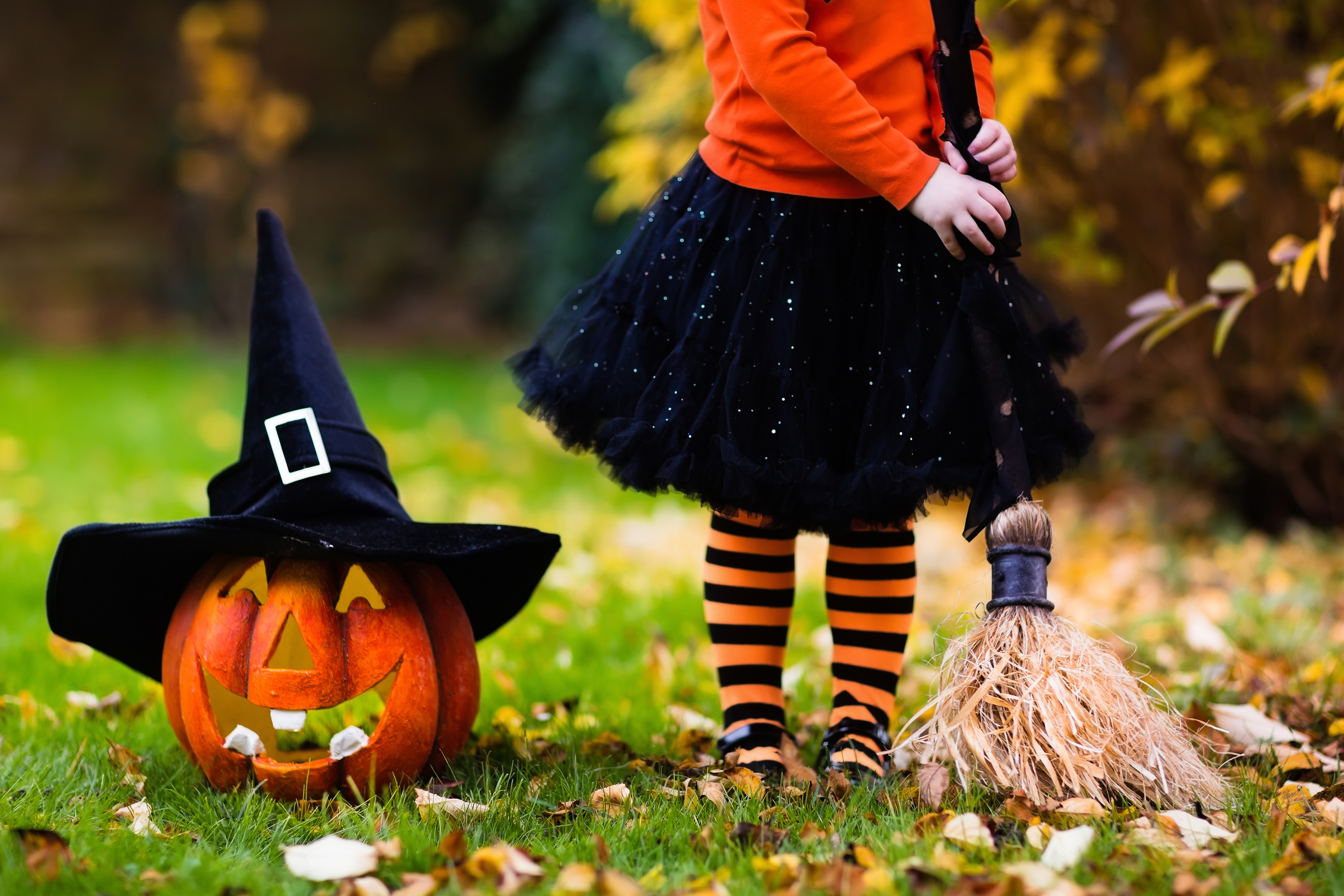 Can you guess the most popular kids' Halloween costumes of 2016?