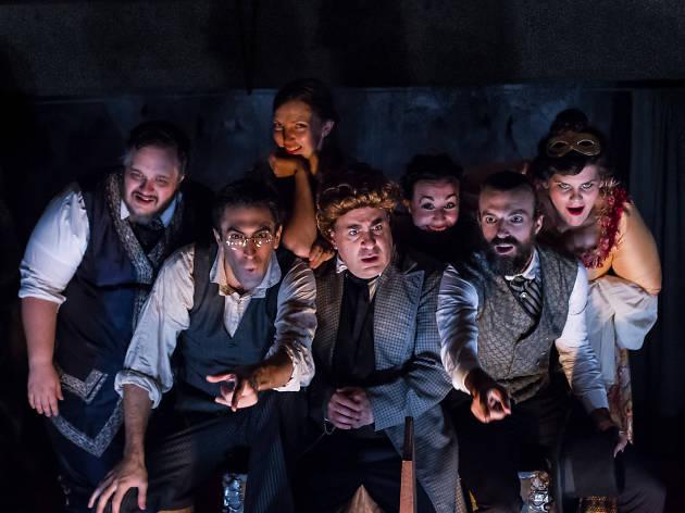 The Black Crook: An Original Magical and Spectacular Musical Drama