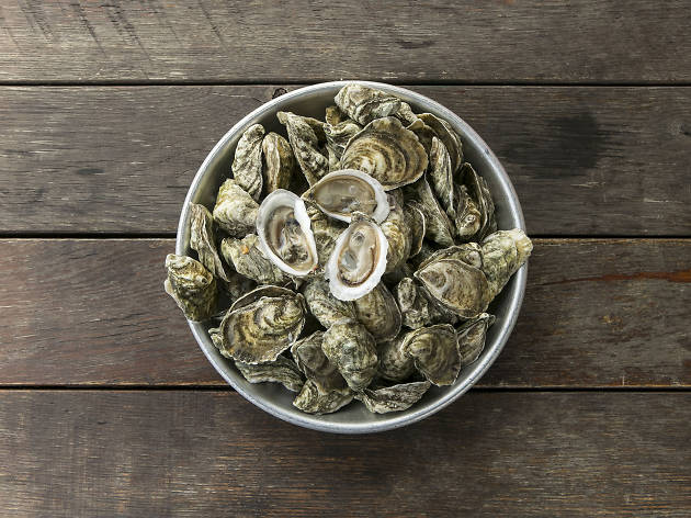 The best oyster happy hour NYC has to offer