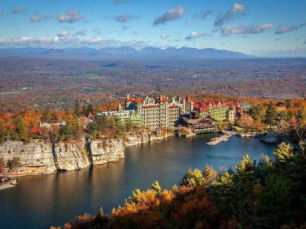 Upstate new york 39 s best resorts wineries hiking trails for Design hotel upstate new york