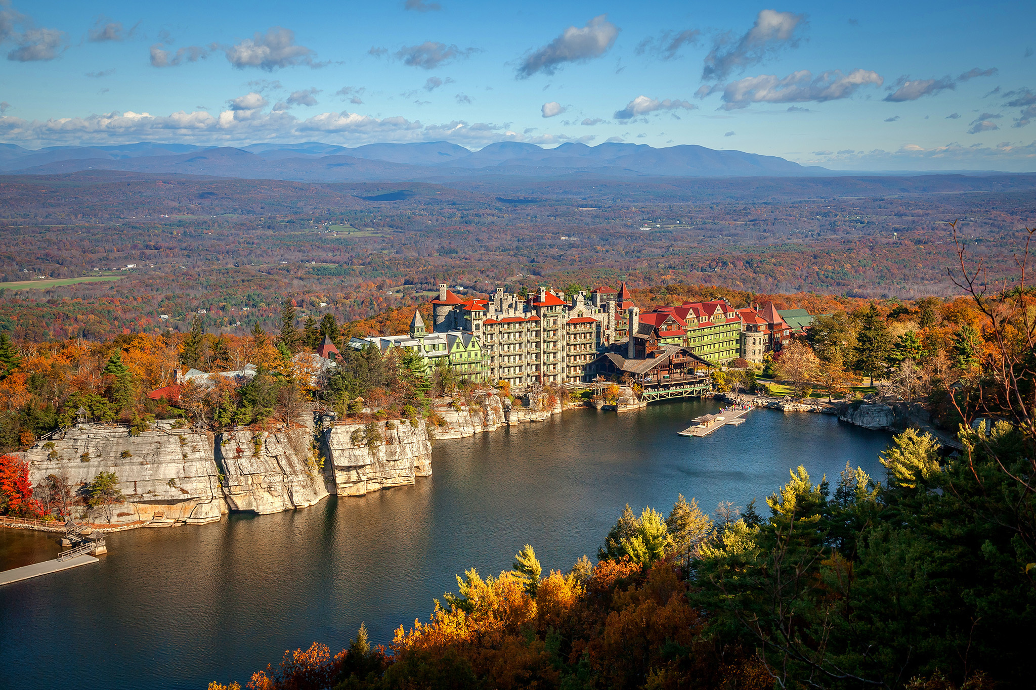 9 best upstate new york resorts time out great weekend for The best of nyc