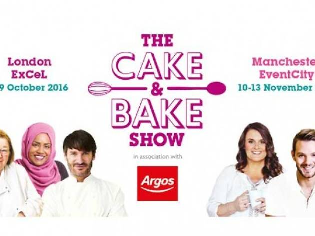 Tickets to The Cake and Bake Show