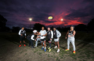 The Redfern All Blacks rugby league team