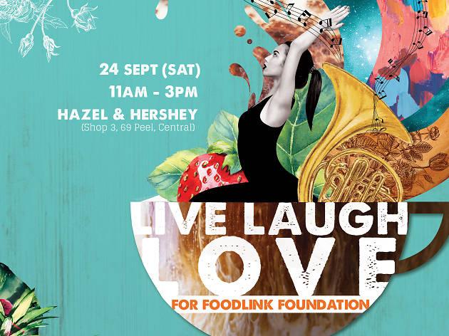 Live Laugh Love Foodlink