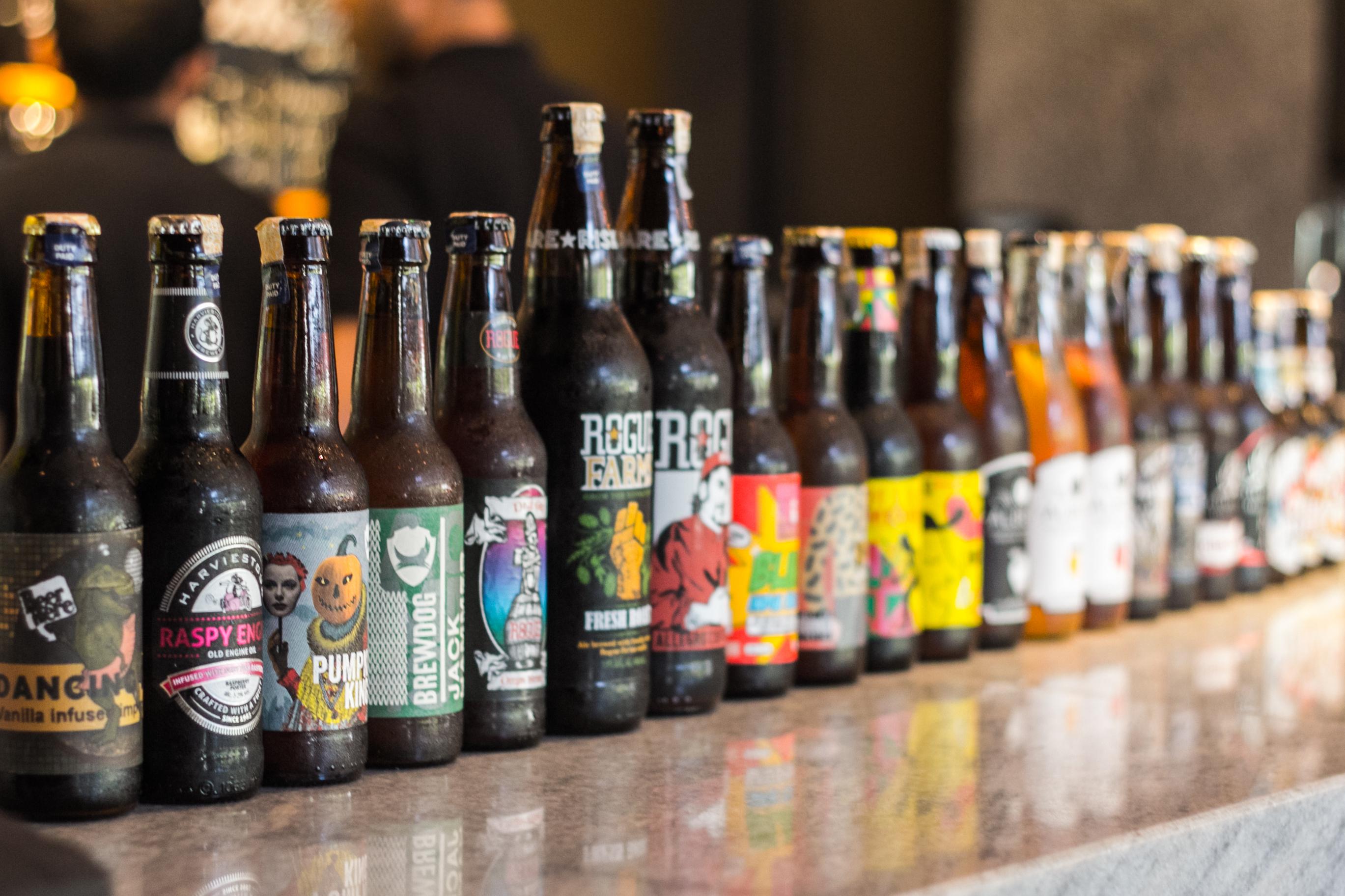 Taps Beer Bar Pop Up Craft Beer Bar