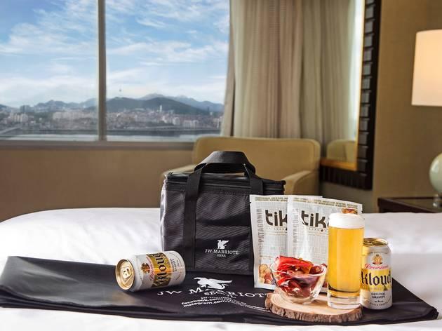 Urban Picnic Package II @ The JW Marriott Hotel Seoul