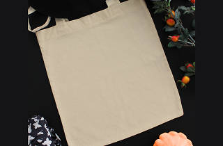Halloween Styloween Design Your Own Trick-or-treat Tote Bag Workshop