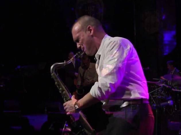 Barcelona Big Blues Band & Big Dani Pérez