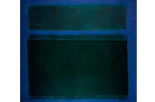 Abstract Expressionism Royal Academy of Arts, Mark Rothko, 'No.15', 1952