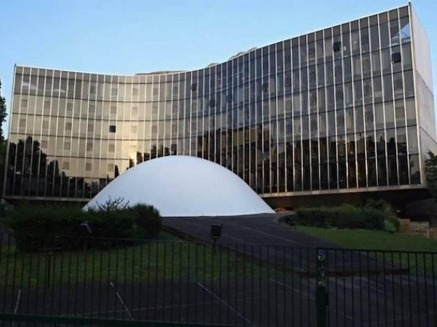 De l'utopie à l'Espace Oscar Niemeyer