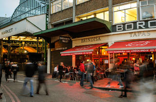 Tapas Brindisa London Bridge