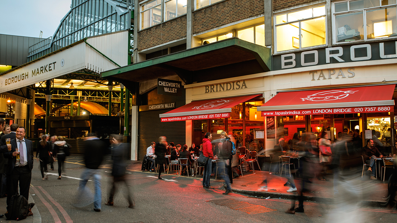 Eat: Tapas Brindisa London Bridge