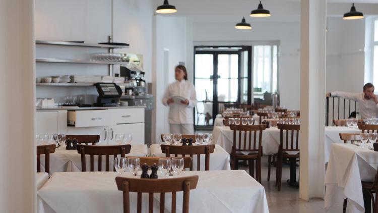 The best restaurants for business dinners in London, St John farringdon