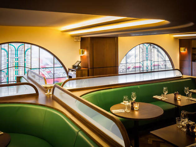 The best restaurants for business dinners in London, Hawksmore, Air Street