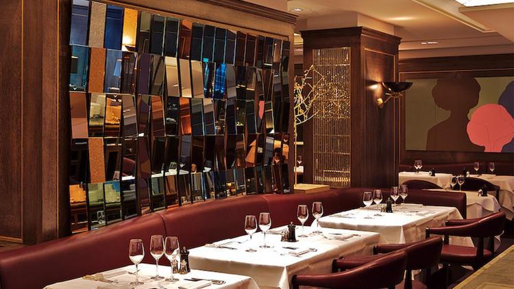 The best restaurants for business dinners in London, Scott's Mayfair