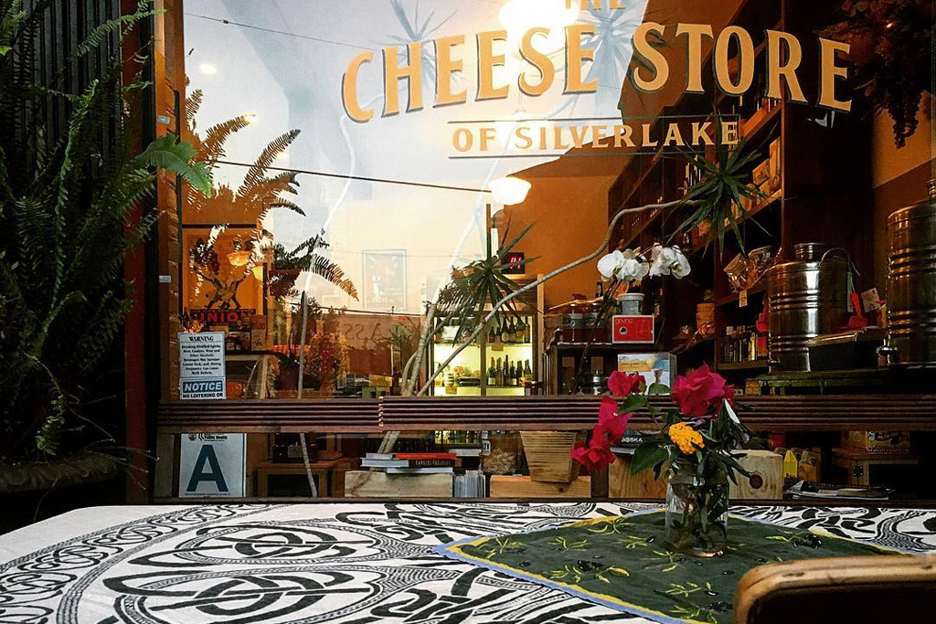 The Cheese Store of Silverlake