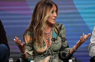 "Sarah Jessica Parker opens up about the election: ""I'm terrified of Donald Trump"""