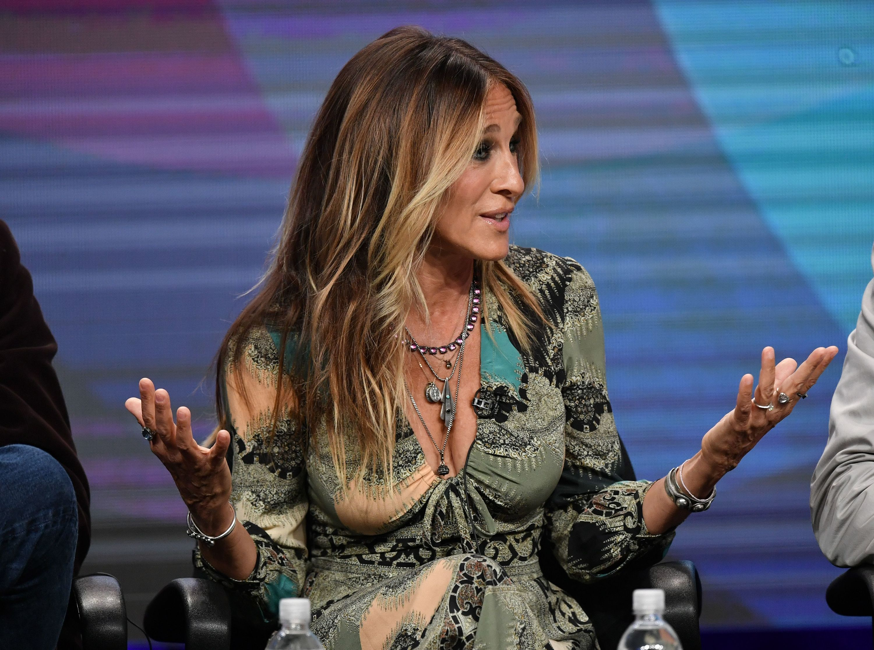 """Sarah Jessica Parker opens up about the election: """"I'm terrified of Donald Trump"""""""