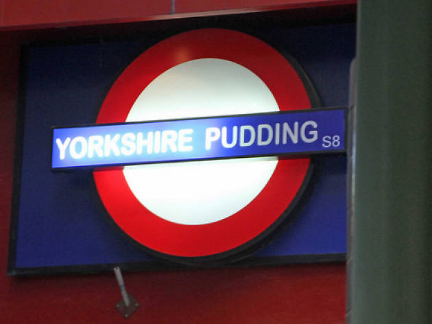 Ten things that only Yorkshiremen and women do in London