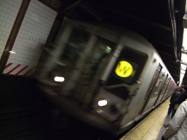 The New York subway is about to get a new train