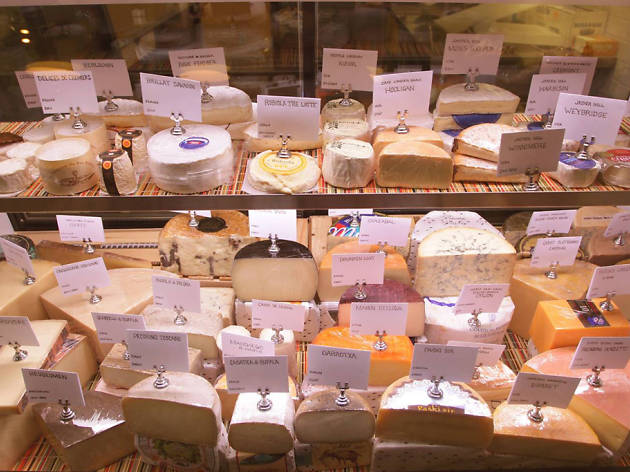 A cheese shop guide to LA