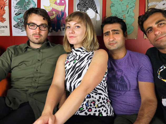 The Meltdown with Jonah and Kumail is ending its run at NerdMelt