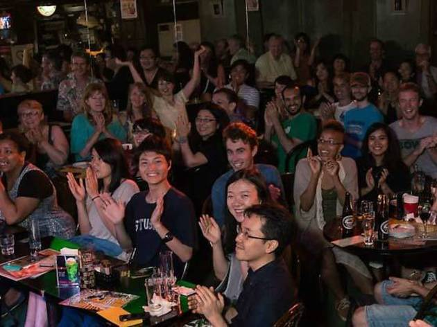 Tokyo Comedy Store: Improvazilla