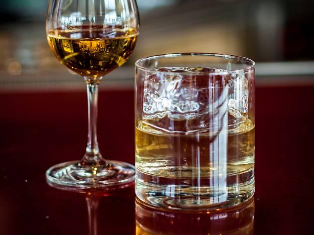 Whisky Masterclass at UsQuBa
