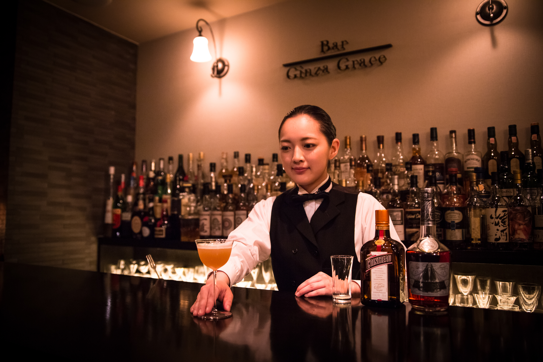 Bar Ginza Grace: Akane Yoshizumi