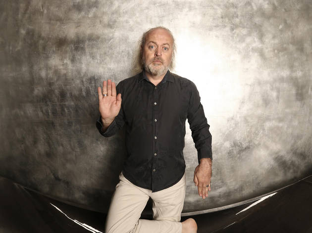 BILL BAILEY 2014 silver background from AB Presents