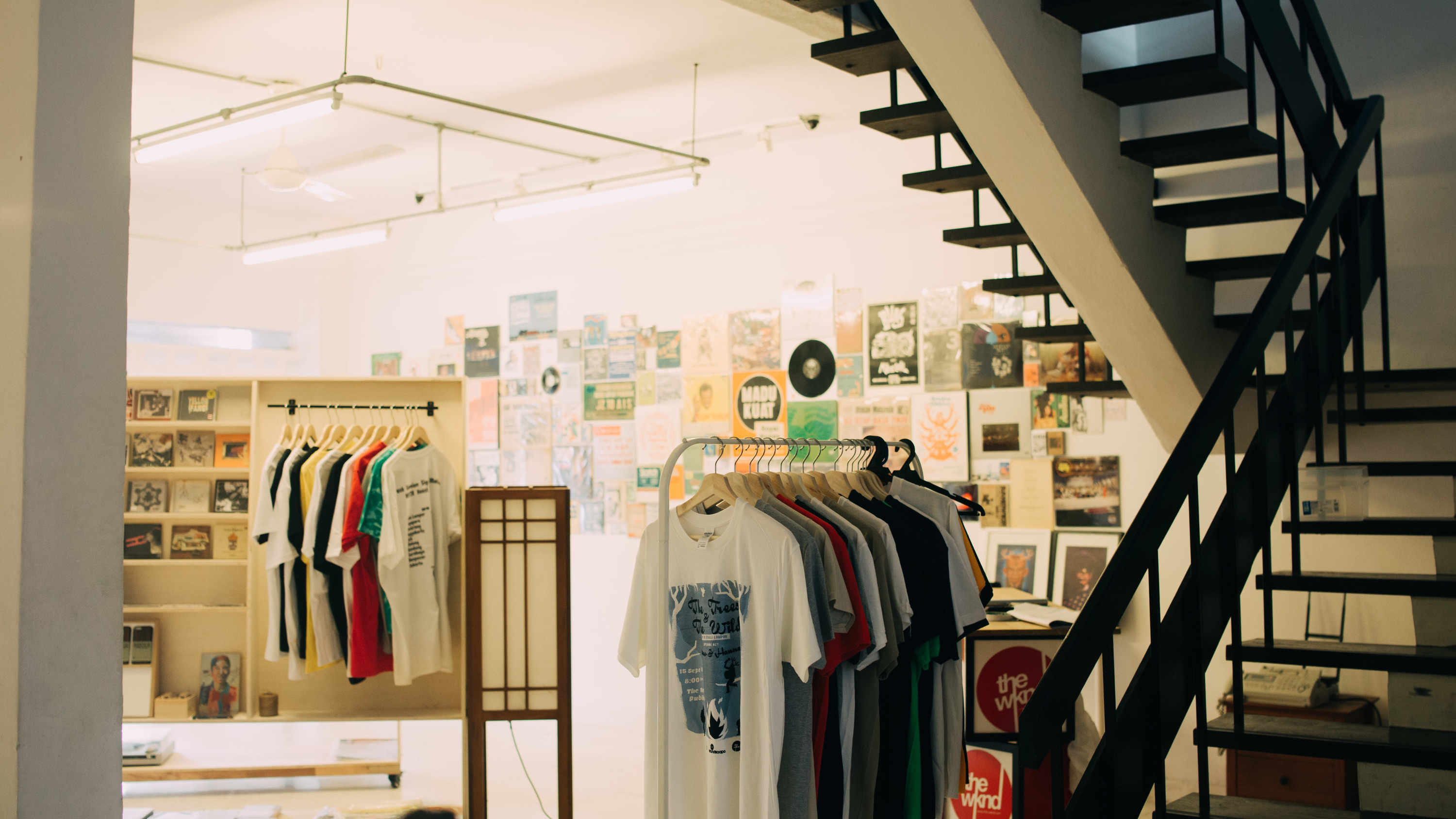 Now open: The Wknd Store