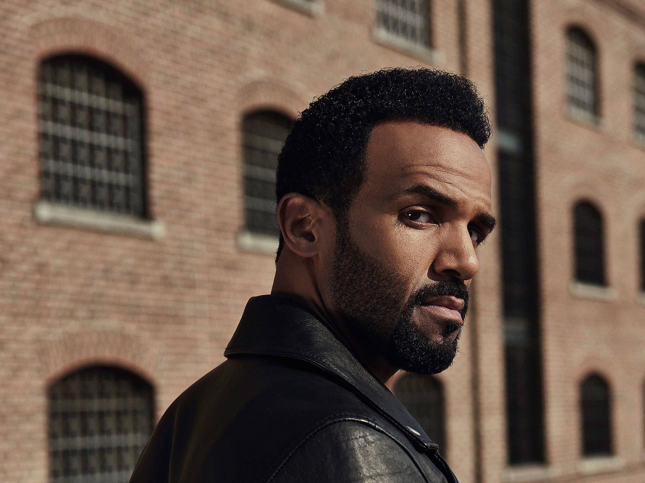 Craig David: 'I worked out so much I lost the fat from my face'