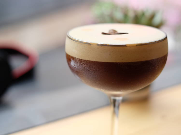 Hong Kong's best coffee cocktails