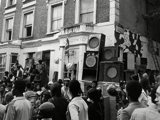 Notting Hill Carnival, Rex don't use again