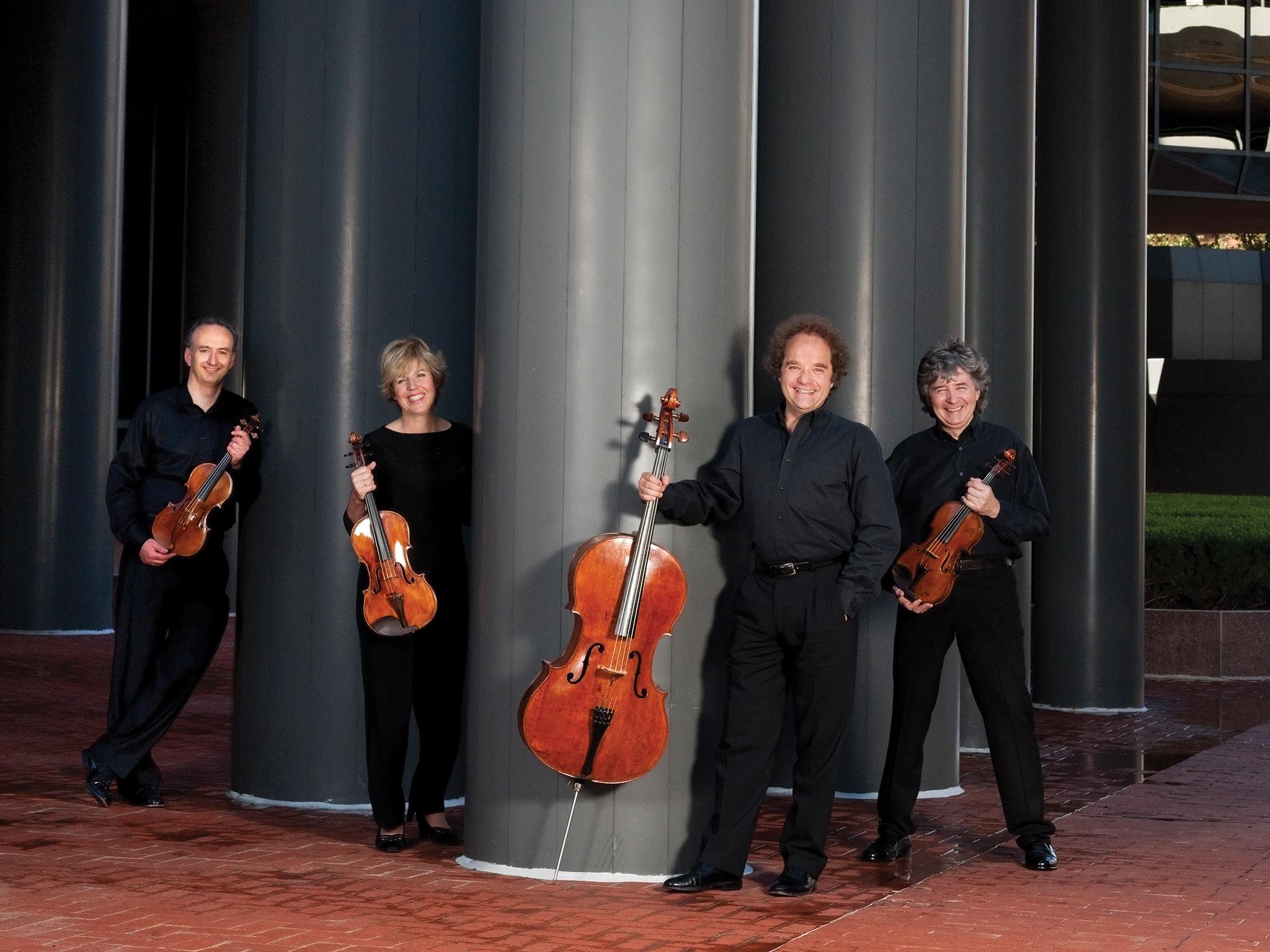 Interview: Edward Dusinberre on Beethoven and the Takács Quartet