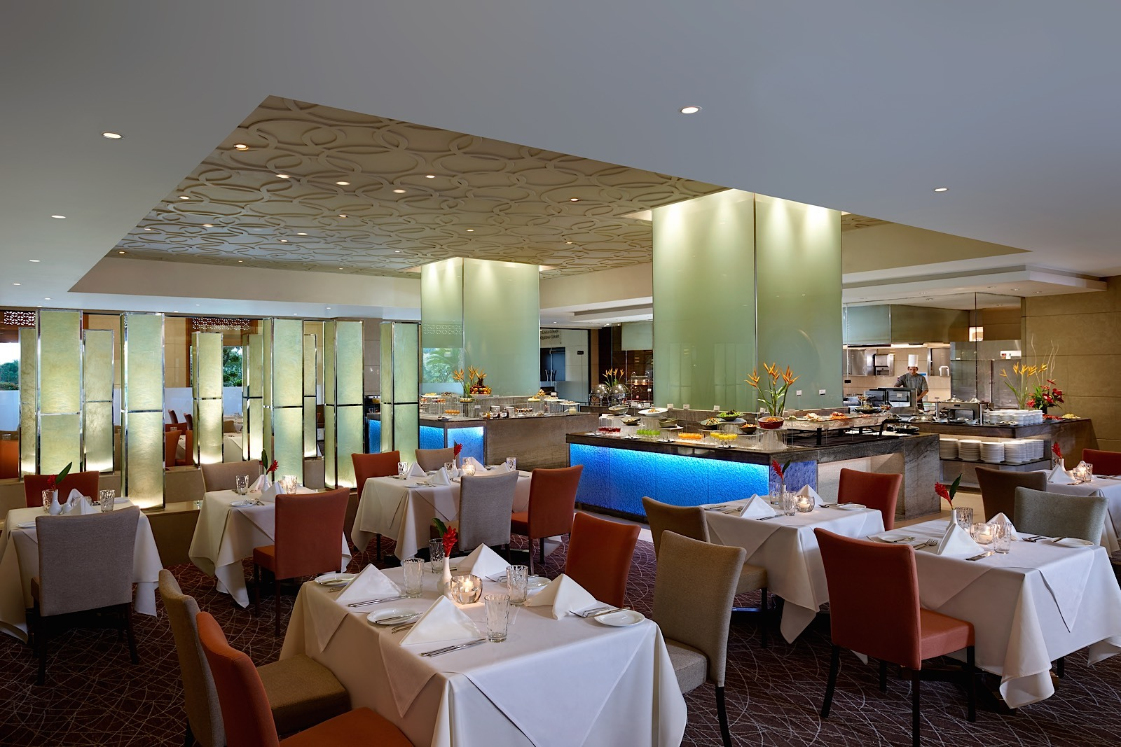 Sunday brunch at The Dining Room