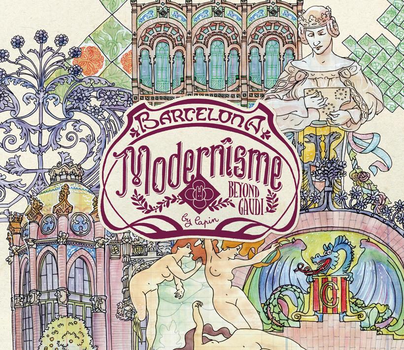 Presentació del llibre 'Modernisme. Beyond Gaudí'