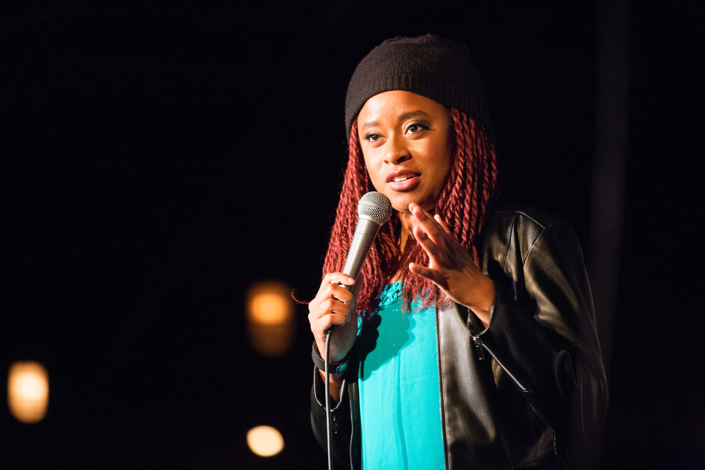Phoebe Robinson Launches You Can't Touch My Hair
