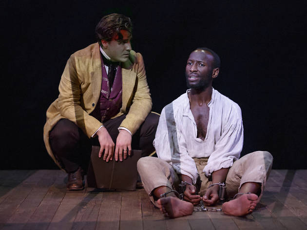 Theater review: Nat Turner in Jerusalem rewrites a bloody chapter of American history
