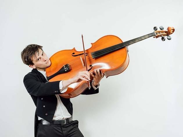 Kieran Hodgson: Maestro