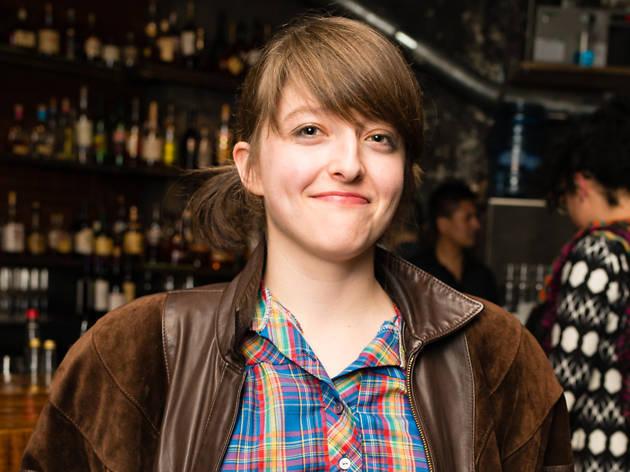 Comedian Aviva Siegel