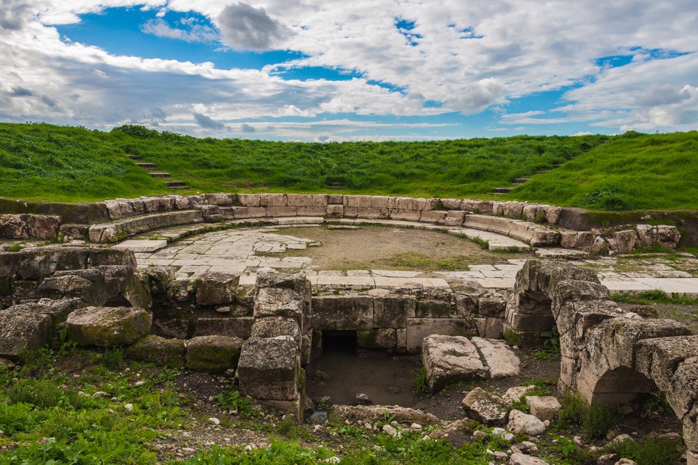 Ancient Israel: the lesser known archaeological sites
