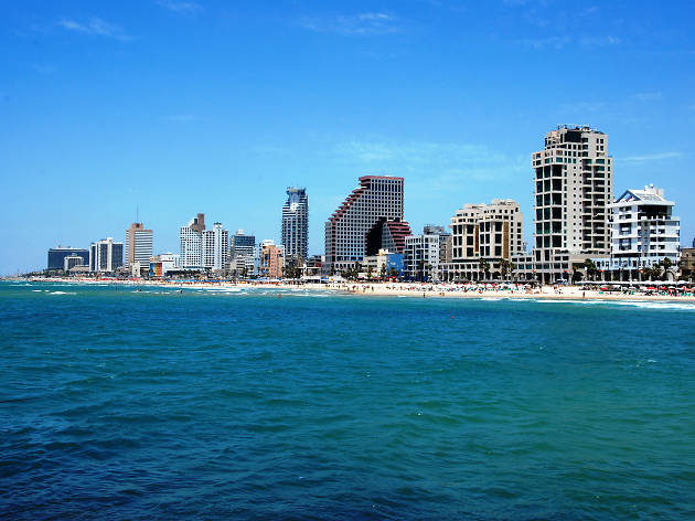 The best beaches in Tel Aviv