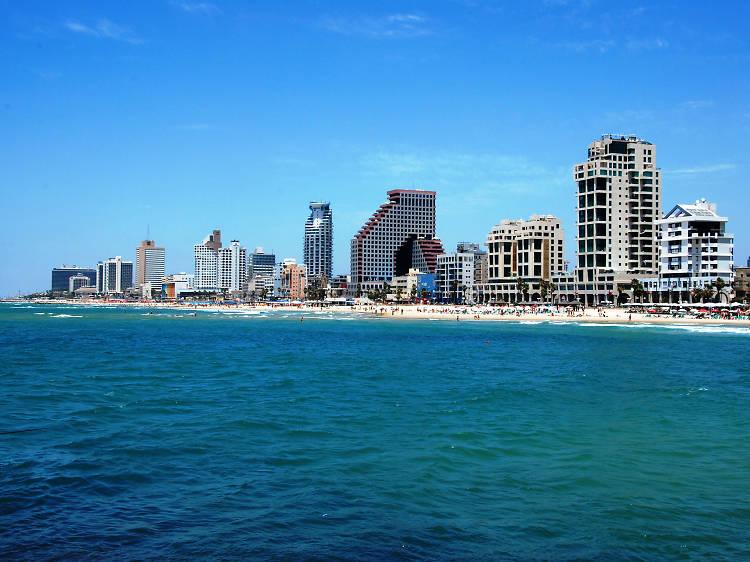 The best beaches in Tel Aviv