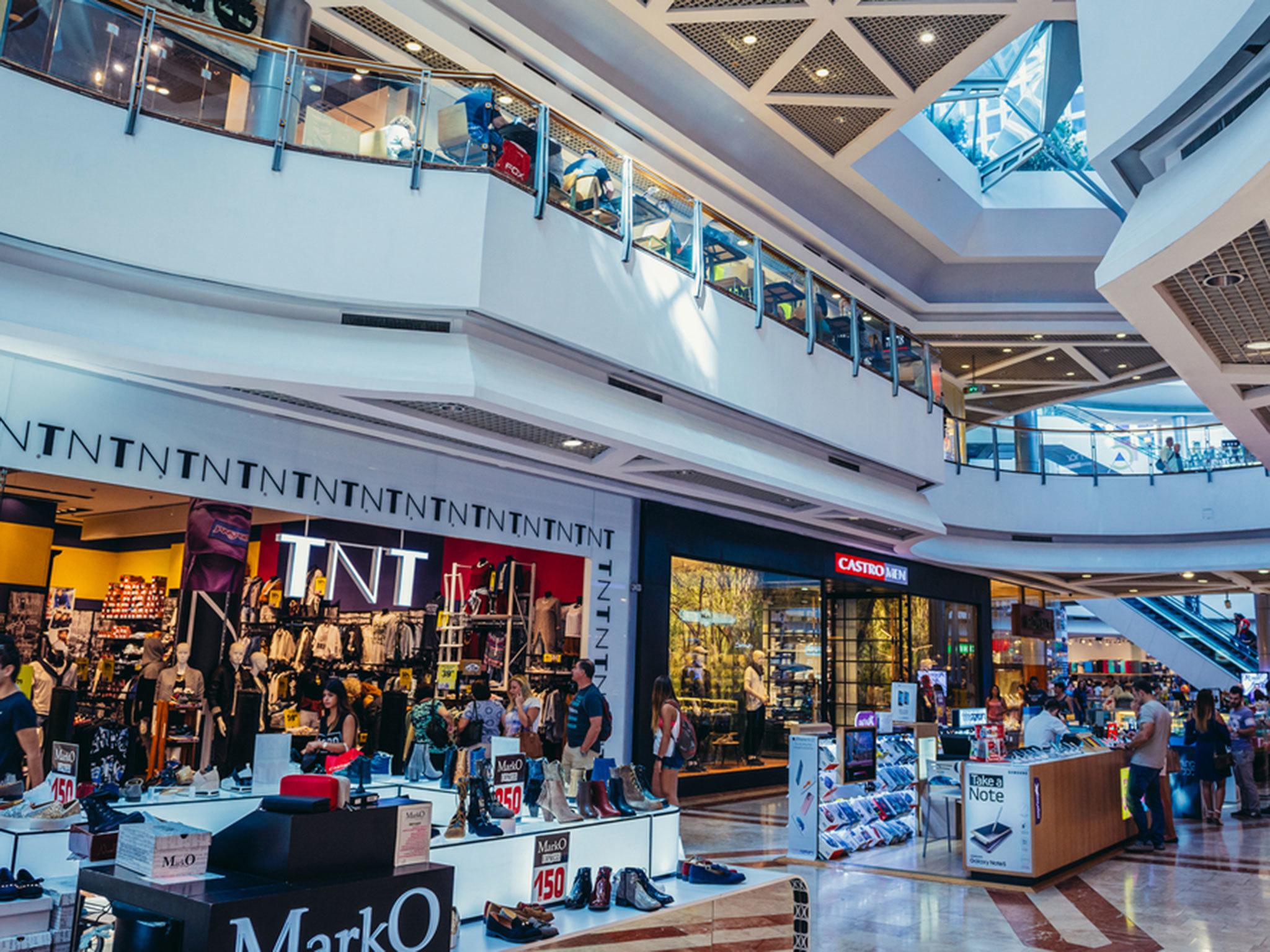 Shopping Tel Aviv