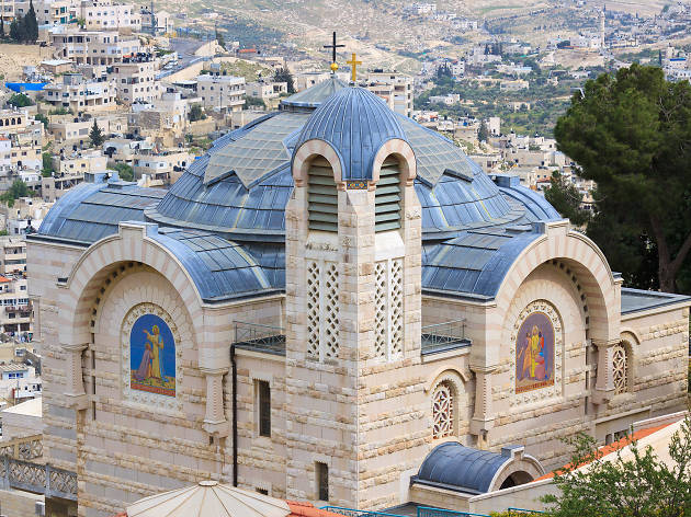 Must-see churches in Israel