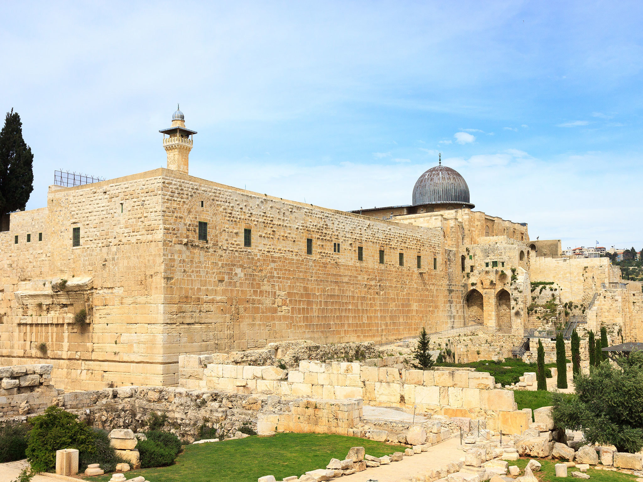 Jewish history Israel – visit famous landmarks like Yad Vashem