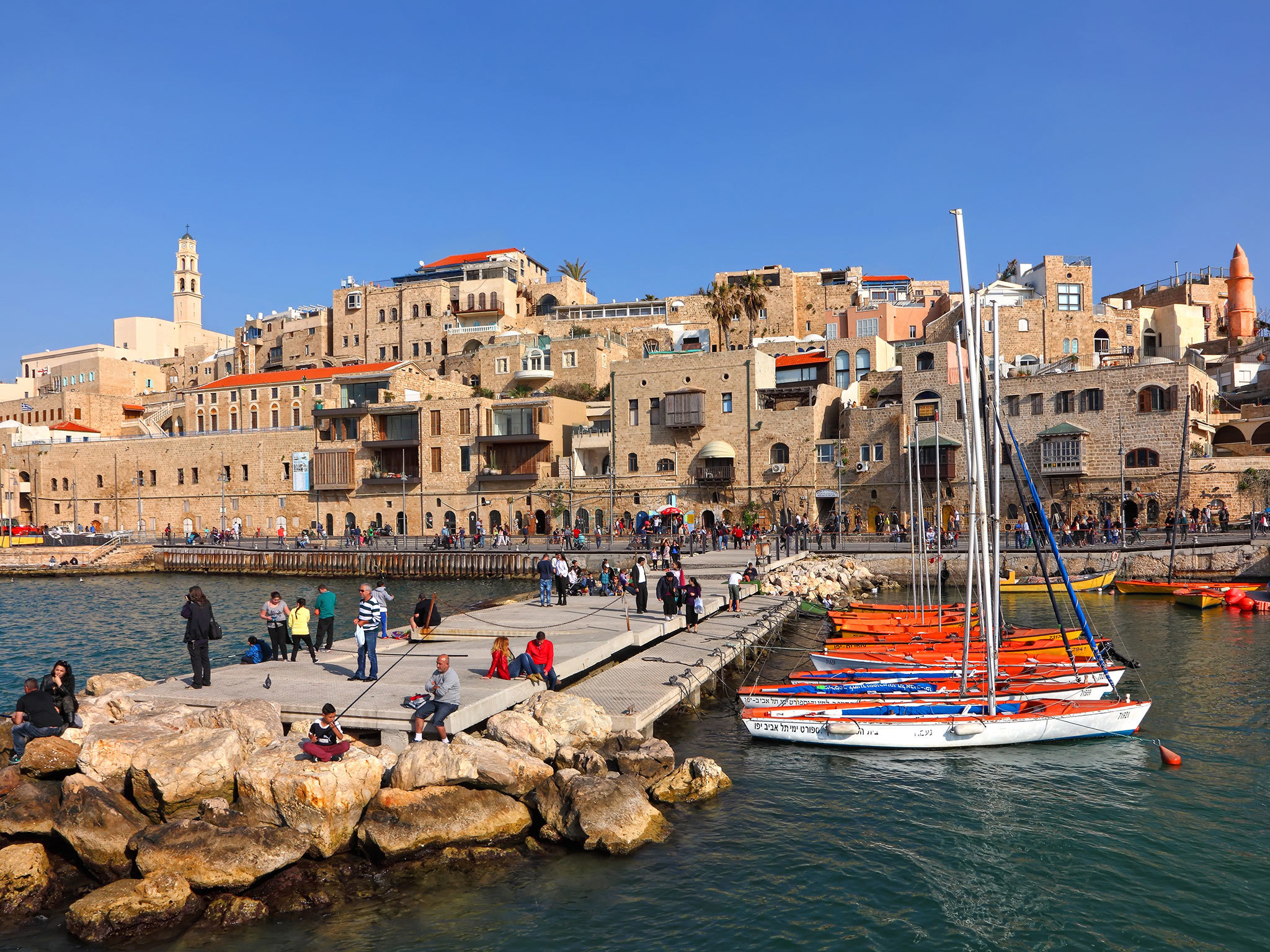 The ultimate Jaffa area guide