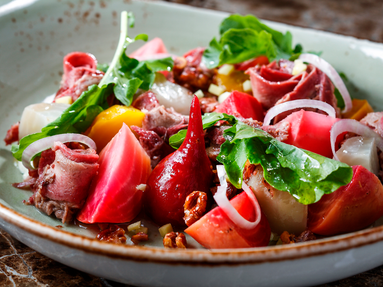 Les meilleurs restaurants cacher d'Israël